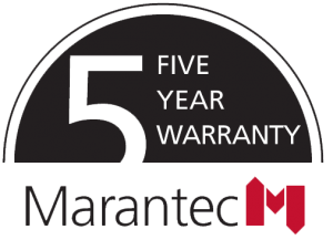 Marantec Warranty 5years